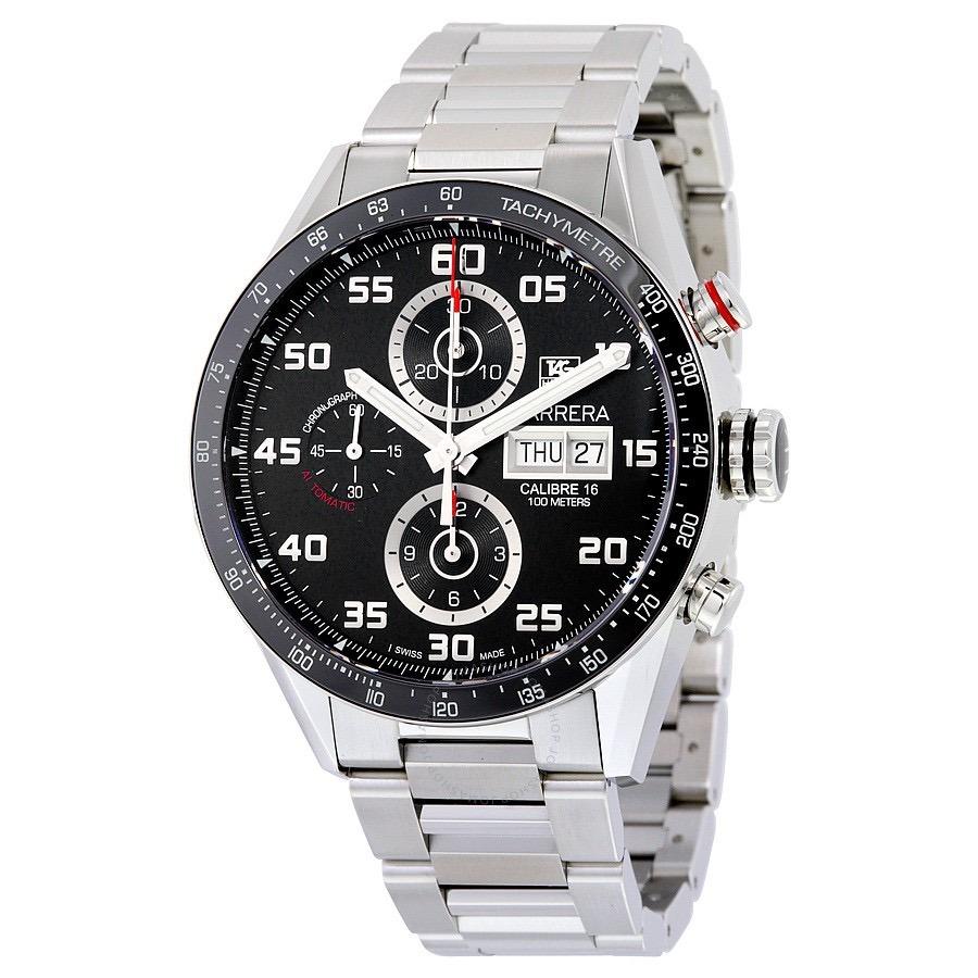 0a94a54536c relogio tag heuer carrera chronograph automatic 2019. Carregando zoom.