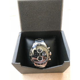 Relogio Tag Heuer Carrera Cv2010 Calibre 16 Ñ Rolex Omega