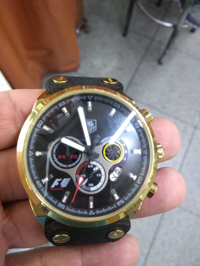 """2f0aa5a3758 Search Results for """"Tag Heuer Mp4 Pulseira De Couro Laranja Youtube ..."""