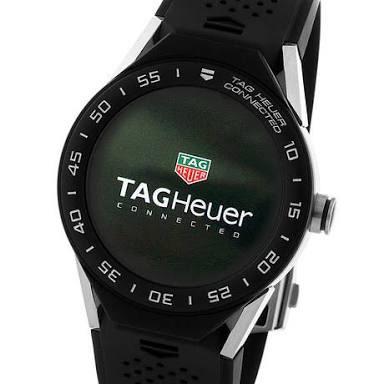 e164ca2e329 Relogio Tag Heuer Conected 46