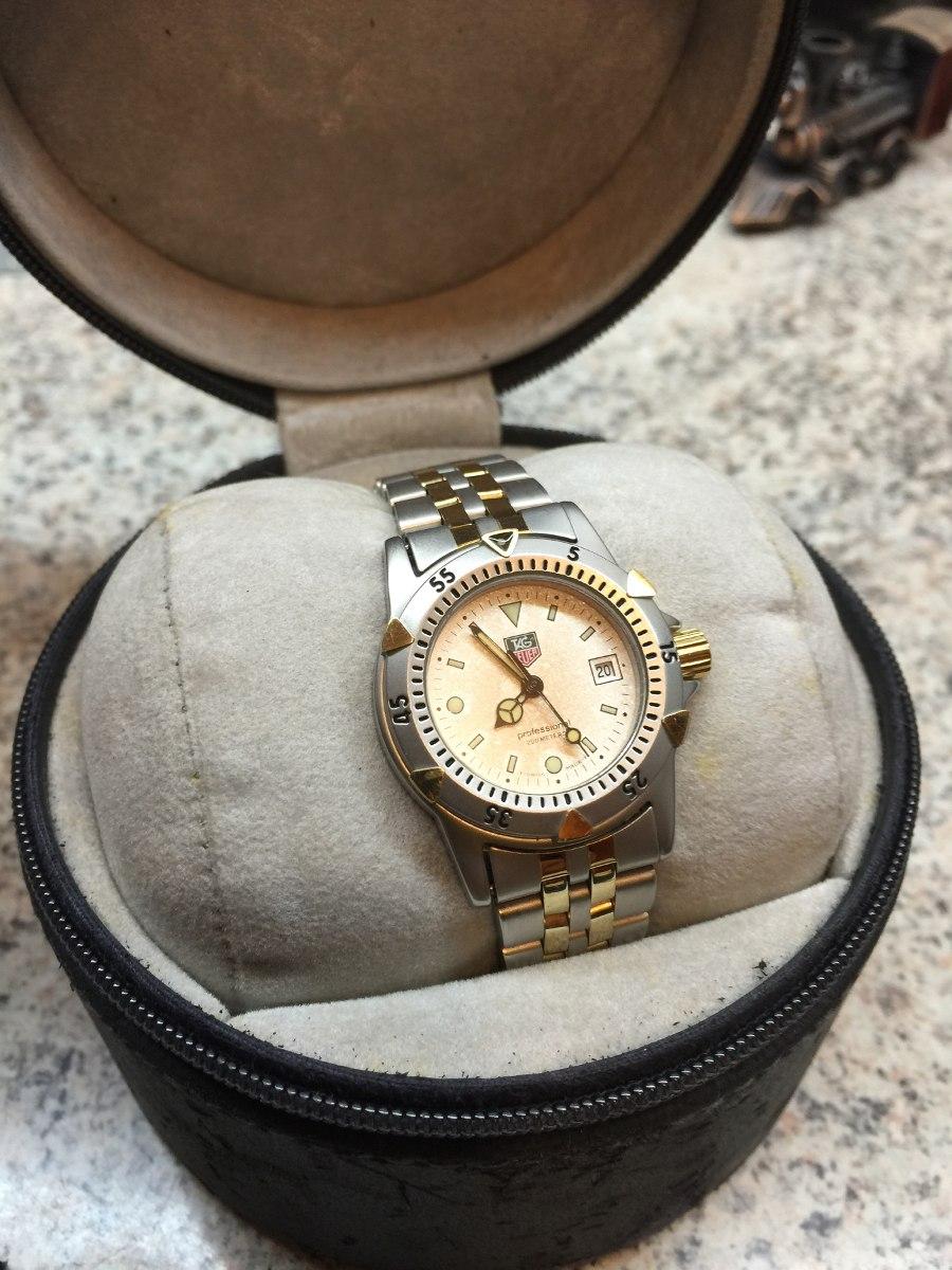 d3528fe2187 lindo relógio tag heuer feminino serie - perfeito banho ouro. Carregando  zoom... relógio tag heuer feminino. Carregando zoom.