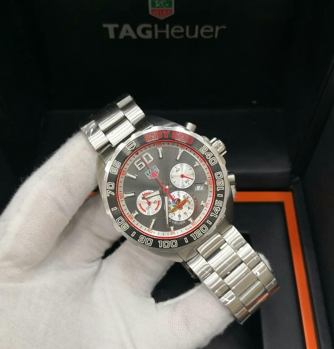 3b9188b1d24 relógio tag heuer indy 500 importado linha premium aaa luxo. Carregando  zoom.