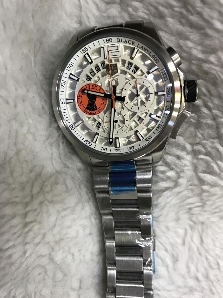 155e4324d08 relógio tag heuer johnnie walker 100% funcional. Carregando zoom.