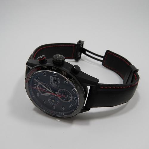 relógio tag heuer monaco grand prix calibre 1887 - original