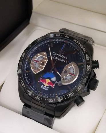 5b8d65aeffe Relógio Tag Heuer Red Bull - R  750