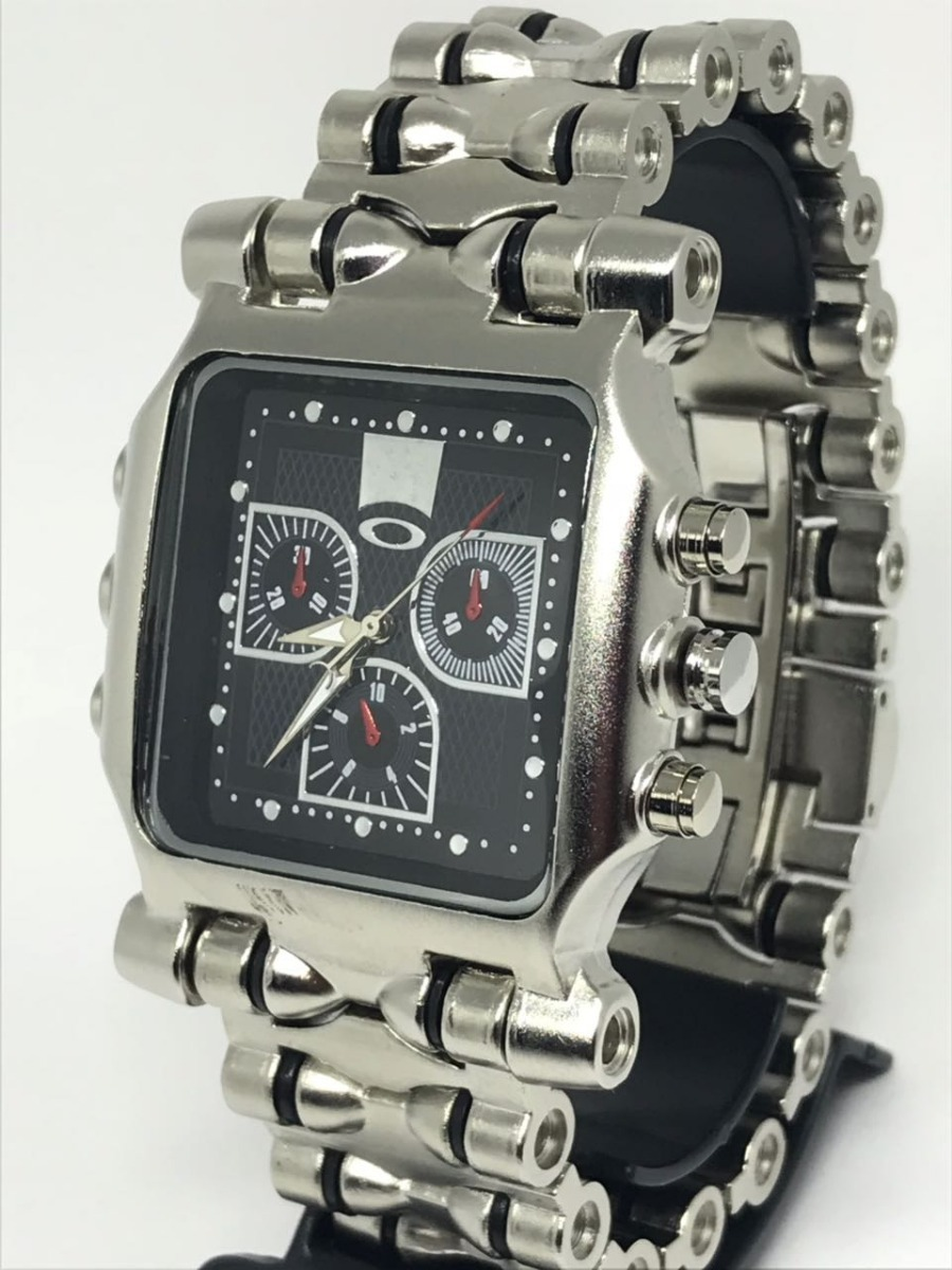 relógio tank minute machine masculino novo c  garantia top!! Carregando  zoom. e72465c91ff