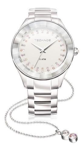 relógio technos 2035ltw1k - feminino - 12x sem juros