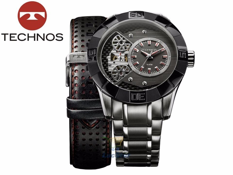 d5b31c2c3e912 Relógio Technos 2039am 1p Lendas Do Podium Cacá Bueno - R  948,99 em ...