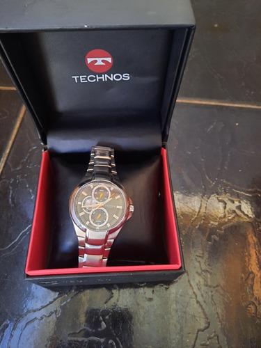 relógio technos 6p77 a.b
