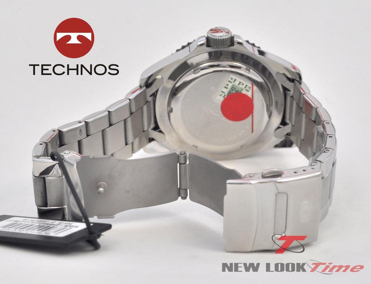 b42b9dbf7b7 relógio technos acqua performance 2115klz 1p  scuba diver 30. Carregando  zoom.