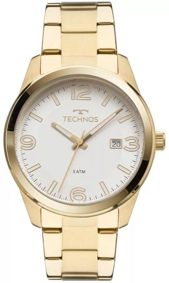 016d8f8d08ce2 relógio technos analógico elegance dress 2115mna 4b. Carregando zoom.