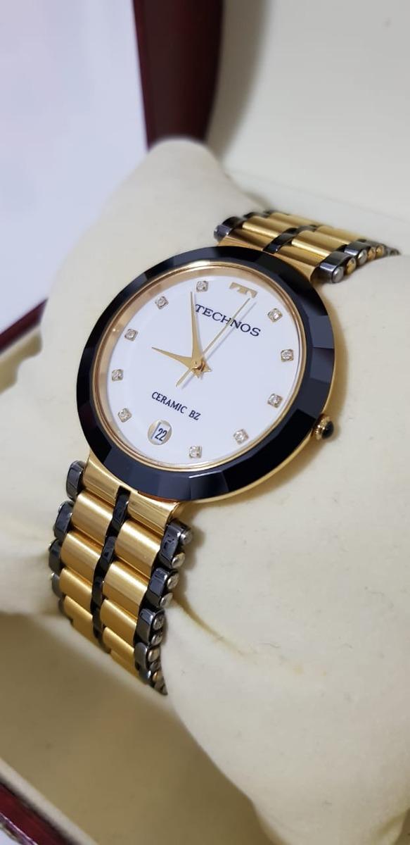 e6d1a5c8803ba relógio technos ceramic sapphire 4u13-at original de 1998! Carregando zoom.