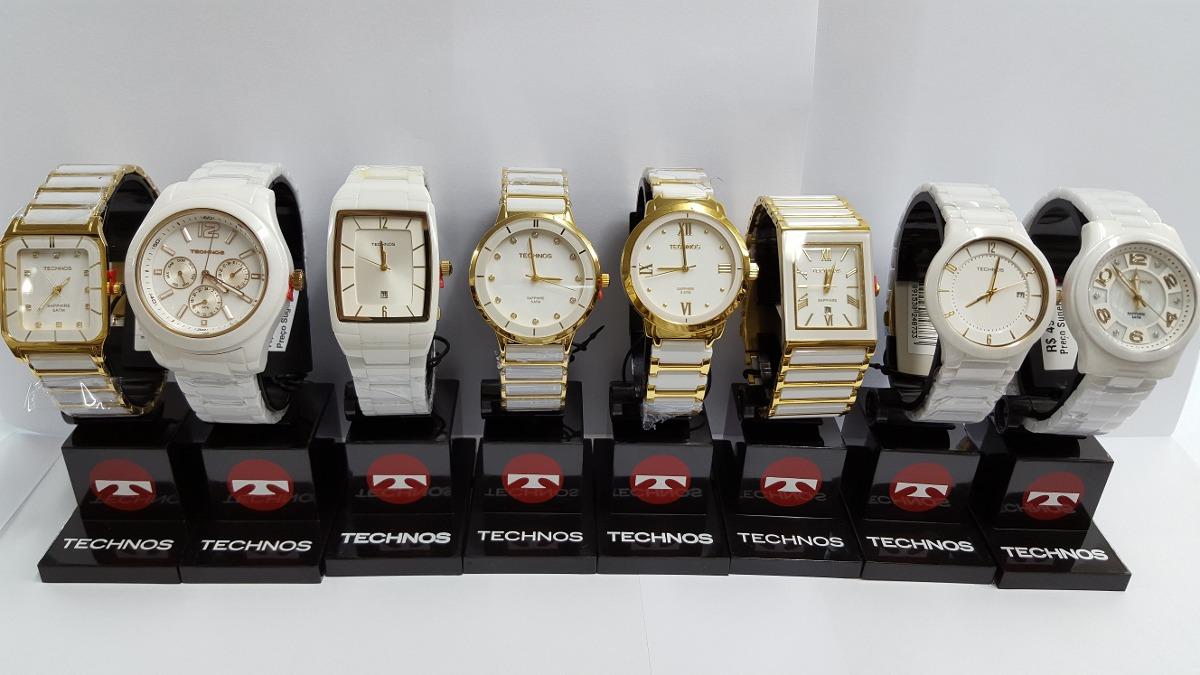 01a84da93fac0 relógio technos cerâmica vidro safira 2036lmq 4p - 50 metros. Carregando  zoom.