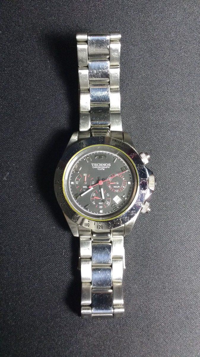 4d448439cd6 relógio technos chronograph masculino os20. Carregando zoom.