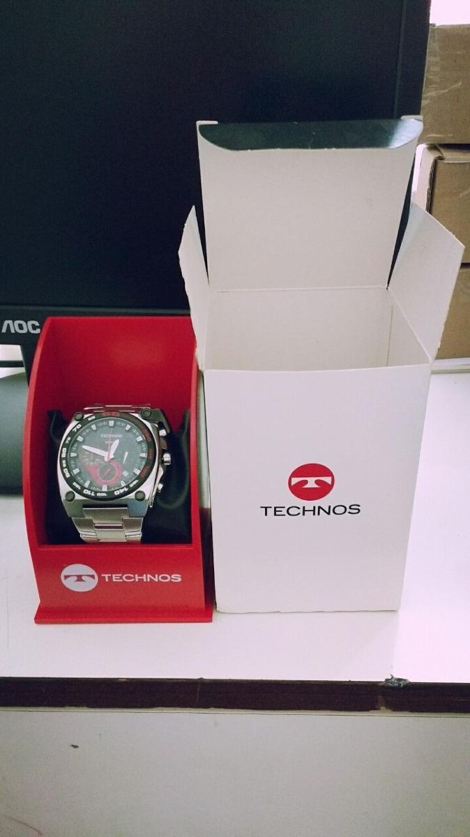 04249352796 relógio technos chronograph os20dt 1p. Carregando zoom.