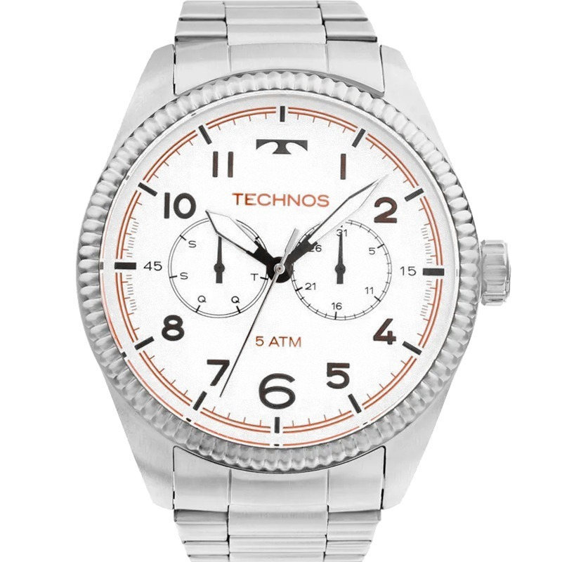 a3b9462d375 relógio technos classic masculino 6p25bk 1b. Carregando zoom.