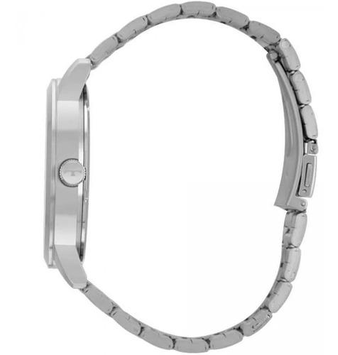 relógio technos classic masculino steel 2115mtg/1a promoção
