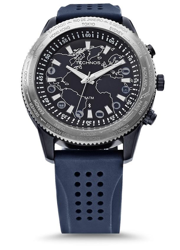 Relógio Technos Conect Grande Original - R  439,00 em Mercado Livre 1451175765