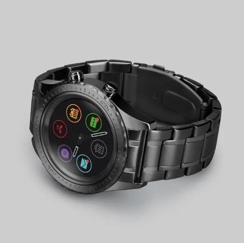 5526cc9a9133c Relógio Technos Connect Duo Preto P01ab 4p (original) - R  1.390