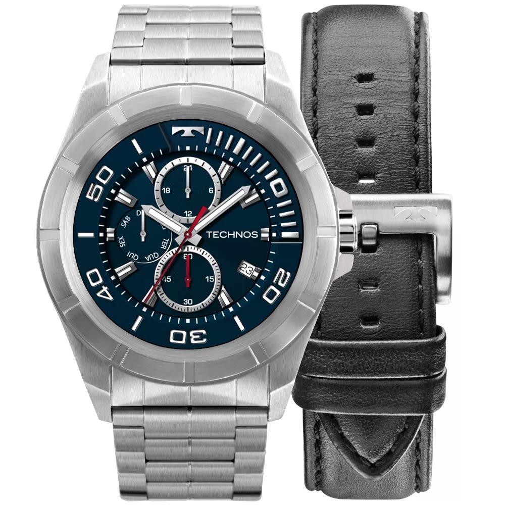 Relógio Technos Connect Smartwatch Masculino - Sraa 1p - R  899,00 em  Mercado Livre 0a1c72d85d