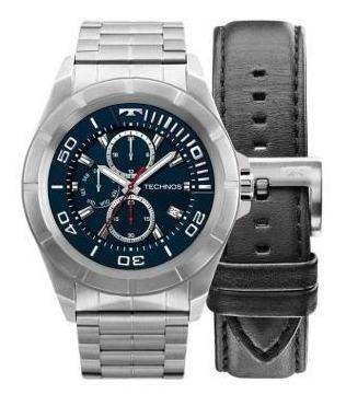 relógio technos connect smartwatch masculino - sraa/1p