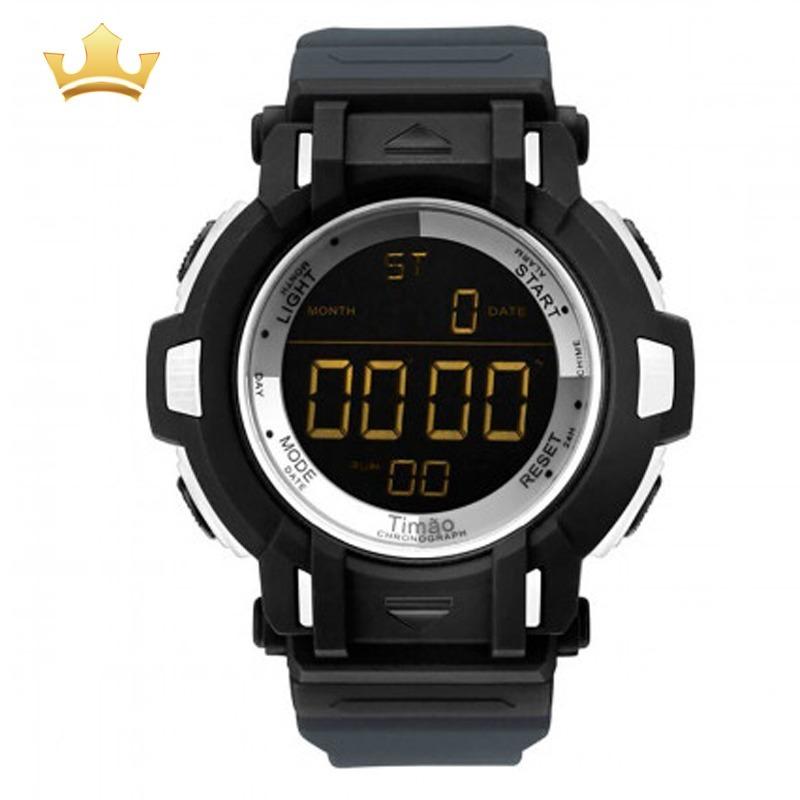 relógio technos corinthians masculino cor8111 8p com nf. Carregando zoom. db30058efc