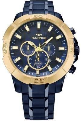 9ef526d6ad Relógio Technos Dourado Masculino Classic Legacy Os20iq 4a - R  799 ...