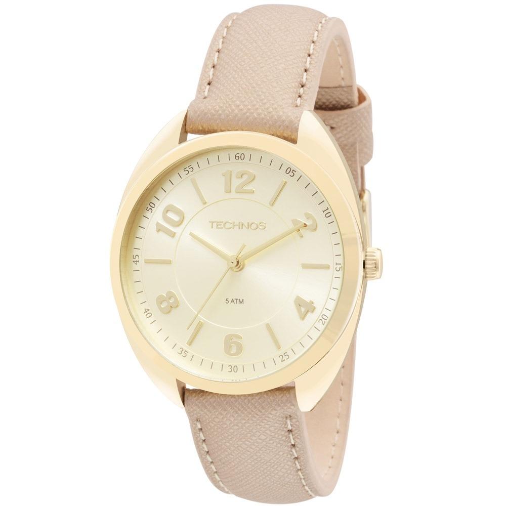Relógio Technos Dress Feminino Analógico - 2035mch 2x - R  249,00 em ... f8f6d3afdc