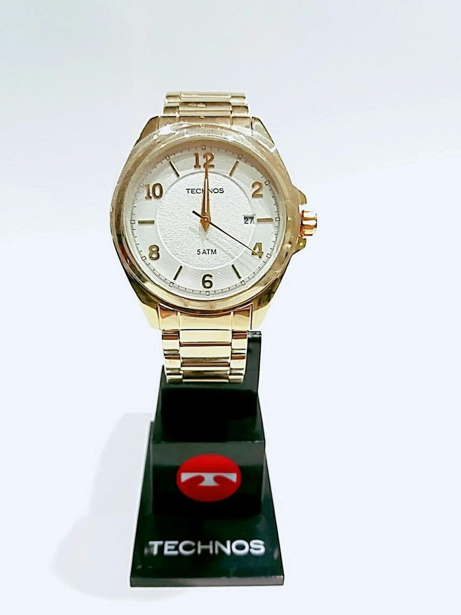 e73f5d385ece5 Relógio Technos Elegance Dress 2115p0 4k. - R  265,90 em Mercado Livre