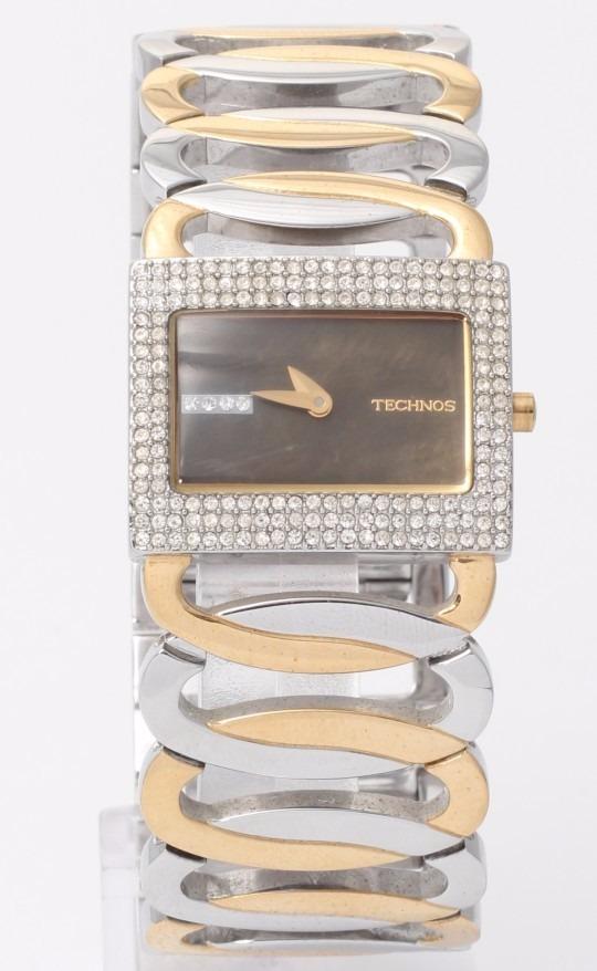 fdc39940c53 Relógio Technos Elegance Elos Feminino 1l22cf 5m (61828) - R  399