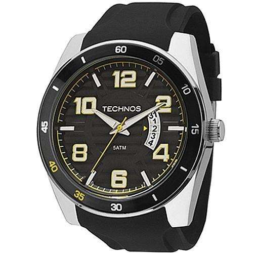 Relógio Technos Esporte-fino Analógico Calendário Quartz - R  239,00 ... 6ba29df6a6