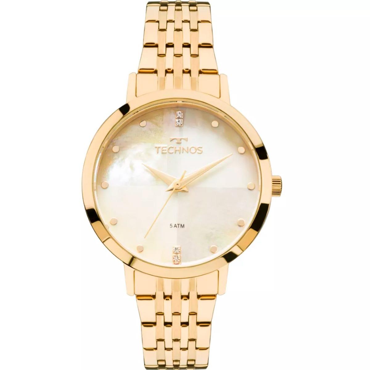 1cd44bfdaf8f8 Relógio Technos - Fashion - Trend - 2036mjg 4b - R  272,00 em ...