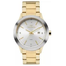 Relógio Technos Fashion Trend Feminino Dourado