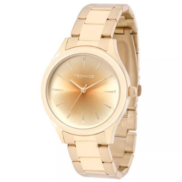 521ad32b43715 Relógio Technos Feminino 2035mev k4x - R  199