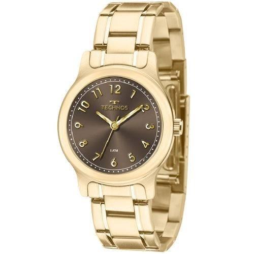 03715874d88 Relógio Technos Feminino 2035mnd 4m Elegance Boutique - R  229