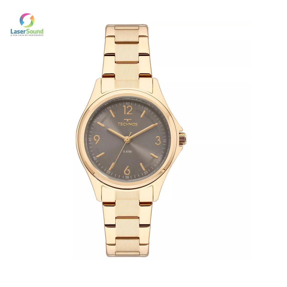 Relógio Technos Feminino 2035mni 4c 2c8593bb28b