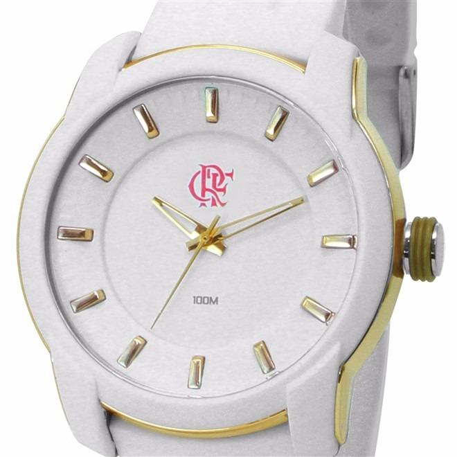 9232cf0daa0 Relógio Technos Feminino Flamengo Oficial Fla1259b 8b - R  199