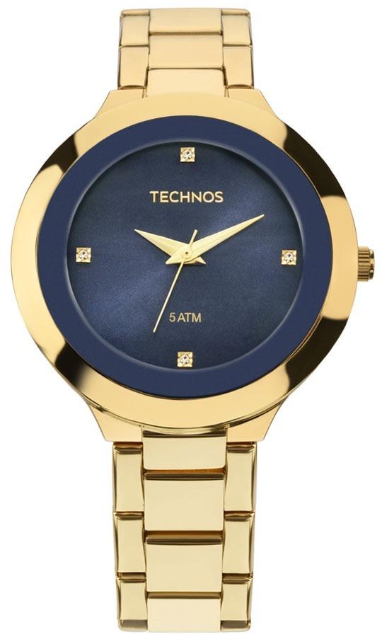 Relógio Technos Feminino St. Moritz Analógico 2035iia 4a - R  598,75 ... 40a6755570