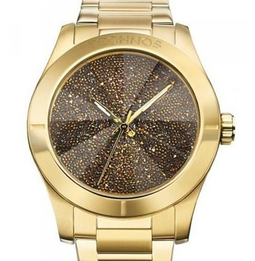 e3c289b77ff43 relógio technos feminino crystal swarovski 2039al 4m c  nfe. Carregando zoom...  relógio technos feminino