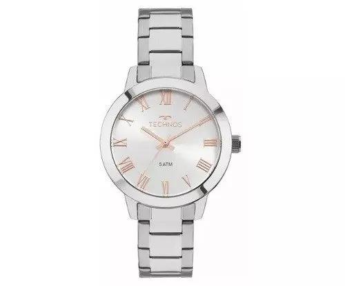 70d9a39d89b74 Relógio Technos Feminino Boutique 2035mkv 1a Original