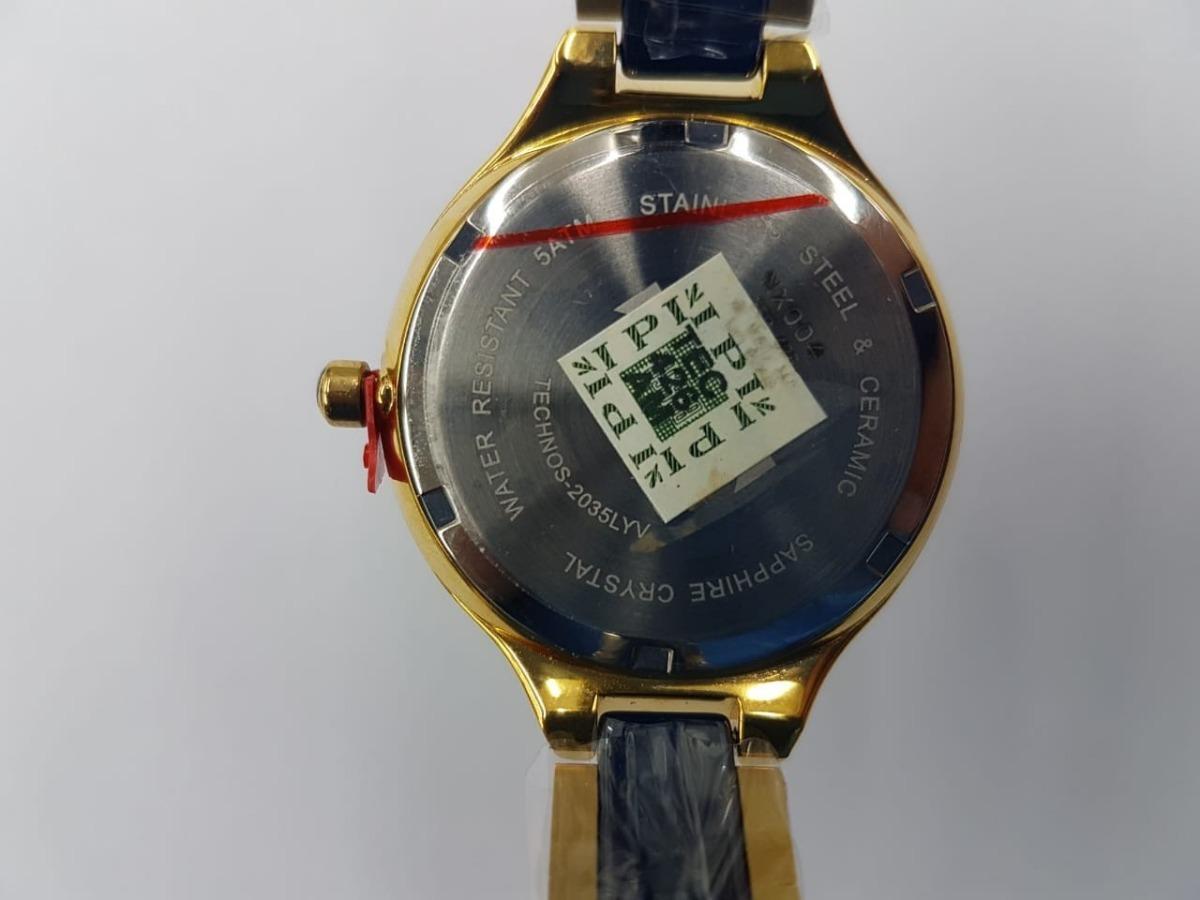 83628f4d52f06 Relógio Technos Feminino Ceramic 2035lyv 4a Original