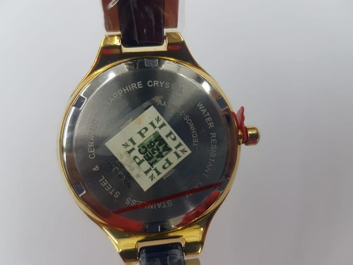 8d9d45d97cb48 Relógio Technos Feminino Ceramic 2035lyw 4pd Original