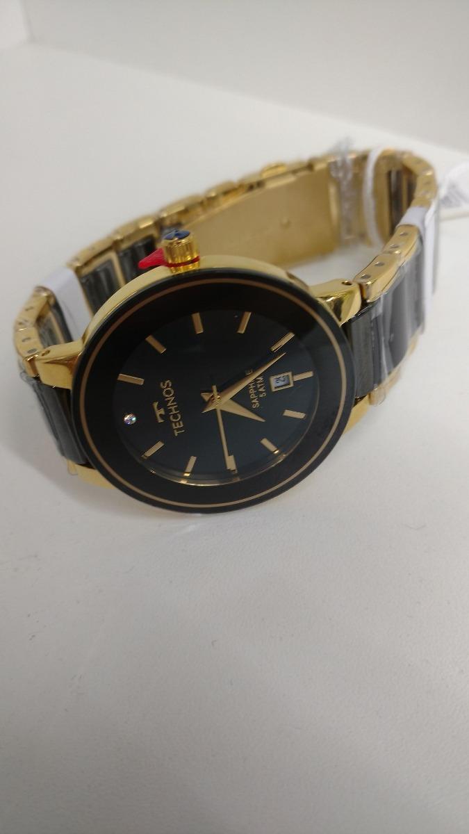 relógio technos feminino ceramic 2115krs 4p original,barato. Carregando  zoom. 0e9dcdb78e