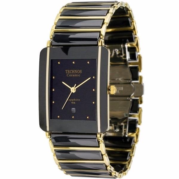 Relógio Technos Feminino Ceramic Gn10aapai 4p - R  595,00 em Mercado Livre 083a8da777