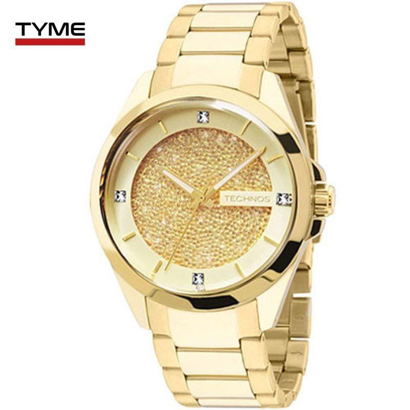 17b9ee91e8d4c relógio technos feminino crystal swarovski 203aaa 4x c  nfe. Carregando zoom .