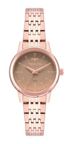 relógio technos feminino elegance 2035moy/4t