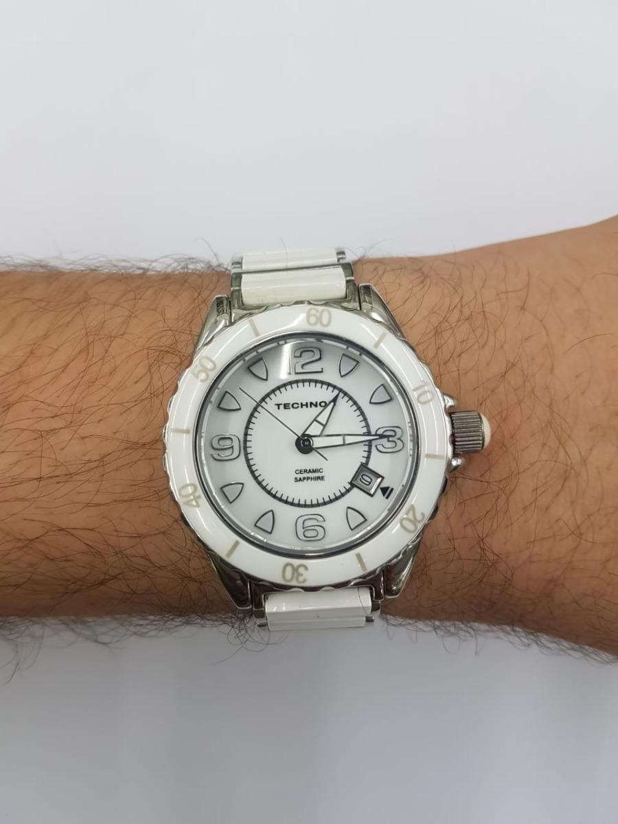 relógio technos feminino elegance 2115bu b1b original,batato. Carregando  zoom. e97a7525f9