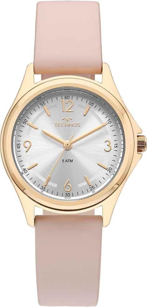 cbe53c73b1135 Relógio Technos Feminino Elegance Boutique 2035mnj 2k - R  220,00 em  Mercado Livre
