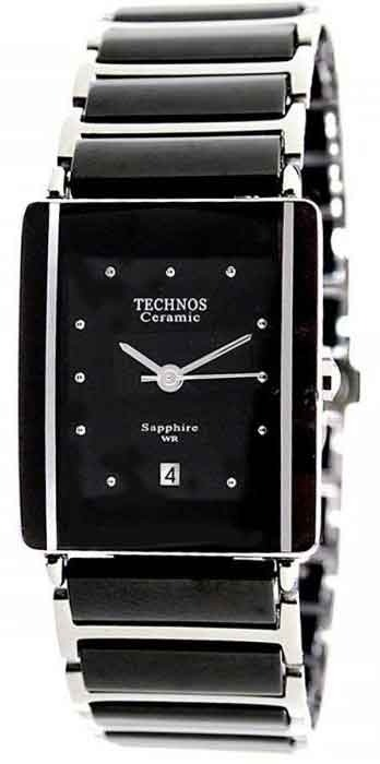 aa8b6d69c52bf Relógio Technos Feminino Elegance Ceramic sapphire 1n12acpai - R ...