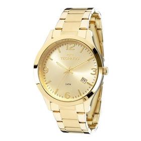 Relógio Technos Feminino Elegance Dourado 2315acd/4x + Nf-e